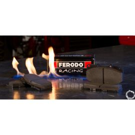 Ferodo D2500 Brake Pads 4-Pot