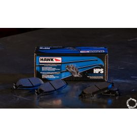 Hawk HPS Front Brake Pads STI Brembo 4-Pot