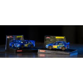 Subaru WRC Rally Slot Car