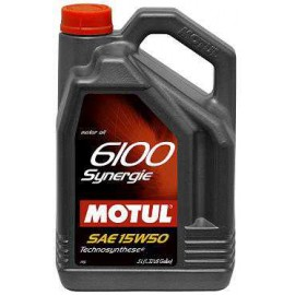 Motul High Performance Engine Oil 6100