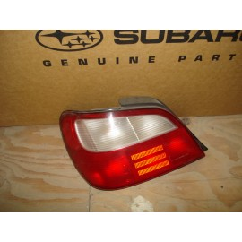 Left Rear Sedan Taillight Assembly