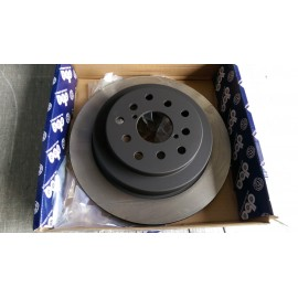 DBA/KNS 4K Rear Rotor,04-07 STi 2-pot