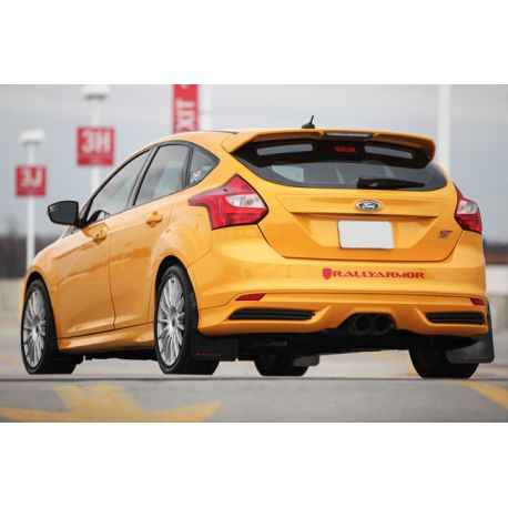 Focus St Mud Flaps >> Rally Armor Mud Flaps 2012 18 Ford Focus St