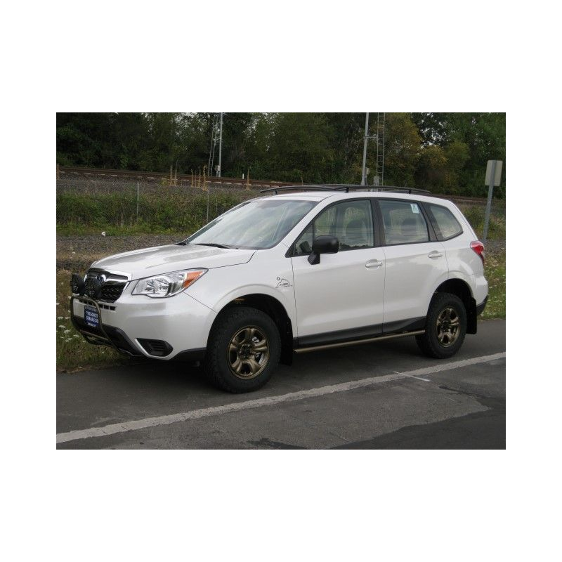 2000 Subaru Forester Suspension: 2014+ Forester Lift Kit