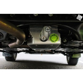 Rear Differential Cover - Aluminum