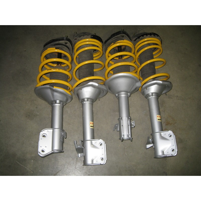 2000 Subaru Forester Suspension: Fully Assembled Front Struts 2009+ Forester And 2013