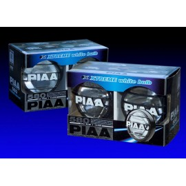 "PIAA 580 7"" Round Halogen Lamp Kit"