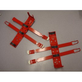 Fire Extinguisher Dual Strap BRACKET mount