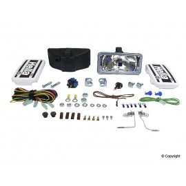 "HELLA 7.5"" Rectangular H3 Halogen Lamp Kit"