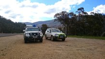 SH Forester -outfitted -Australia - Hamish