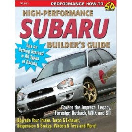 Subaru Performance Builder's Guide
