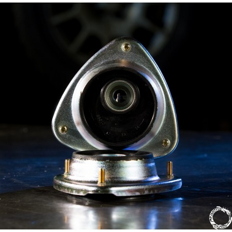 Pair of Camber/Caster Front Strut Tops: WL- Heavy Duty