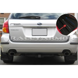 Rally Armor Mud Flaps 2005-09 Leg/ Outback