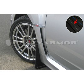 Rally Armor Mud Flaps '11-14 STi 5-door hatch