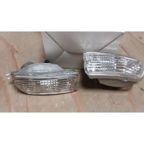 V5 Bumper Turn Lamps -clear