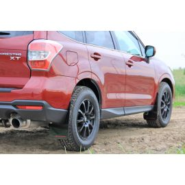 Rally Armor Mud Flaps 2014 - 2018 Forester