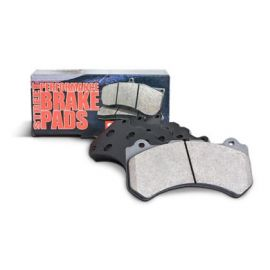 StopTech 4-Pot Front Brake Pads
