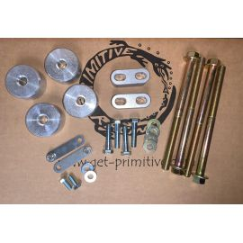 Primitive Racing Subframe Spacer Kit OB4