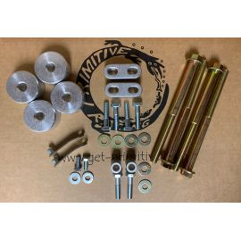 Primitive Rear Subframe Spacer Kit 2020+ Outback & Outback XT