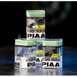 PIAA H4 bulbs - super powerful - twin packs