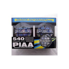"PIAA 540 5"" Round Halogen Lamp Kit"