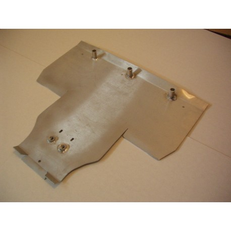 Front Skid Plate 2006-2009 Outback/Legacy H6 **ONLY**