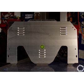 Mid-Armor Transmission Skidplate '10 - 19 Outback/Legacy 3/16""